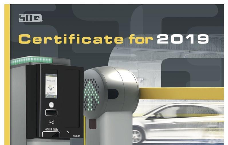 Certified tickets
